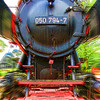 full speed (j.p.yef) Tags: peterfey jpyef yef railway locomotive traffic germany train steamlocomotive