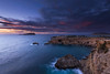 Bruno (samurifu) Tags: sea nature coastline sunset rockobject beach scenics landscape cliff water dusk blue seascape beautyinnature outdoors wave winter cloudsky mediterranean balearic islands ibiza nikon d800 atardecer sunsetlight