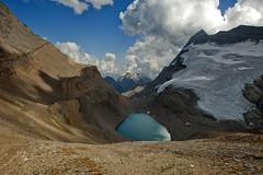 The Chaltwassersee (2756 m) And Monte Leone (3557m ) Switzerland / Italy . No, 6841. (Izakigur) Tags: happynewyear nature suizo suiza suisse suisia schweiz swiss svizzera lasuisse helvetia flickr feel europe europa alps dieschweiz laventuresuisse liberty myswitzerland nikon 瑞士 suïssa summer valais سويسرا שווייץ izakigur ch nikkor d700 monte leone italy italia chaltwassersee simplon brig 스위스 명사 阿尔卑斯山 musictomyeyes lac lepetitprince mountains nikond700 water romandie thelittleprince topf25 topf1000