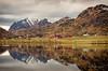 Lofoten (pierre lefort) Tags: lofoten norway reflections mountains fjord