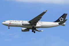 B-6091 A332 AIR CHINA YBBN (Sierra Delta Aviation) Tags: air china airbus airbus330 a332 brisbane airport ybbn b6091 star alliance