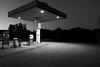 cercando Ghirri (hydRometra) Tags: stazionediservizio strada sera evening crepuscolo road bw toscana travel twilight petrolpump bn tuscany aurelia automobile nightlights viaggio