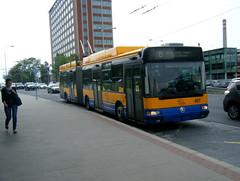 Zlin-Otrokovice No. 401 (johnzebedee) Tags: trolleybus transport publictransport vehicle skoda zlinotrokovice czechrepublic johnzebedee