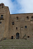 Climb to the Castle (est. 1363) (Victoria Lea B) Tags: sicily italy climb ramp stair castelbuono castle