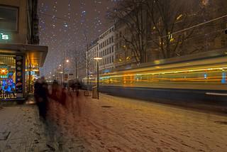 Zurich by stormy night.29.12.17, 21:47:06 .BH 4104.