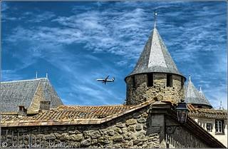 Un viatge al passat.  (Carcassona - França).