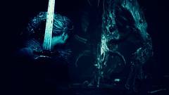 The Beast (Grind_One) Tags: hellblade senua senuas sacrifice ninja theory game gaming screenshot viking celt warpaint