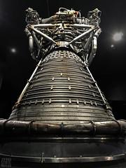 Museum of Flight_NASA_Iphone_127_Saturn Rocket Booster (Zero State Reflex) Tags: seattle museumofflight nasa saturn rocket booster engineering space rockets pnw washington aeronatics