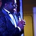 DSC_6664 Black British Entertainment Awards BBE Dec 2017 at Porchester Hall London by Jean Gasho Co Founder of BBE with Absolutely Brilliant Performance by Okiem-Xiro who was Awarded the Best Music Album with Vocalist Kofi Nino Ghana's Opera Singer