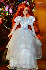 Little mermaid 07 (Lindi Dragon) Tags: doll disney disneyprincess disneystore mattel ariel little mermaid collection