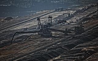Brown Coal Mining, Explore #223, 27th Dec. 2017