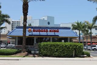 Burger King Sunny Isles Beach