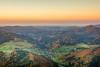 Golden Sunrise - Belchen Schwarzwald (sigi-sunshine) Tags: belchen schwarzwald blackforest sonnenaufgang sunrise golden gold herbst morgenrot morgenglühen alpenglühen natur outdoor wandern hiking wanderung nikon nikond5200