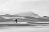 The Rila Dessert (DobriMv) Tags: winter mountain rila snow skier free ride ski touring bulgaria balkans black white bw monochrome outdoors nature nationalpark kalin peak рила калин зима ски
