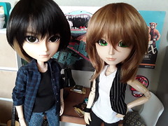 Vincent y Orco (Lunalila1) Tags: doll groove junplaning taeyang batman cavalie orco sanders vincent deliko couple gay yaoi shonen ai lovers