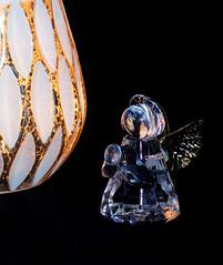 crystal angel (aika217) Tags: crystal angel light fairytale magic childhood christmas canon eos 77d ef85mm f18 usm