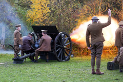 2017-11-18_09-42-18 (D.Coy Military Vehicle & Enthusiasts Group) Tags: papah fort france nord seclin 2017 commemoration militaire military reconstituionhistorique historicalreenactment anniversaire