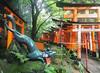 kitsune ..renard...Fushimi Inari-taisha..Unesco site. Kyoto (geolis06) Tags: geolis06 asia asie japan japon 日本 2017 kyoto fushimiinaritaisha 伏見稲荷大社 olympuspenf olympusm918mmf4056 patrimoinemondial unesco unescoworldheritage unescosite kamiinari kitsune nature