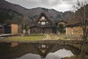 Shirakawago (Syahrel Azha Hashim) Tags: touristattraction sonyimages reflection sonya7m2 colorimage ilce7m2 destination structure nopeople simple unesco sony 2017 details beautiful travel woodenhouses shirakawa houses colors residential shirakawago heritage japan traditionalhouses