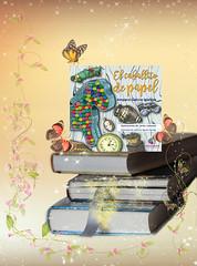 El caballito de papel - Amparo García Iglesias (Amparo Garcia Iglesias) Tags: elcaballitodepapel cuentos en valores regalo fundacion primera fila paralisis cerebrales lesion neurologica photos fotos amparo garcia iglesias