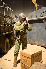 Overlord Museum, Normandy (Gerry van Gent) Tags: normandy worldwarii collevillesurmer france battle history omahabeach alliedlanding overlordmuseum museum