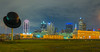 Dallas Derby Pano (Mike Girard) Tags: bowlerhat cedars dallascounty derbyhat downtown texas dallas skyline panorama
