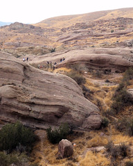 026 There Has Been An Accident (saschmitz_earthlink_net) Tags: 2018 california orienteering vasquezrocks aguadulce losangelescounty laoc losangelesorienteeringclub
