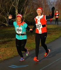 FNK_3118 (Graham Ó Síodhacháin) Tags: kentchristmascracker 2017 nicework betteshangerpark run running race runners athletics christmas creativecommons