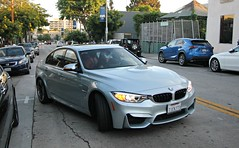 BMW M3 (F80) (SPV Automotive) Tags: m3 f80 sedan exotic sports car silver bmw