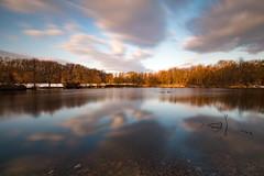 Bellevue State Park - 16-35mm F4L - Canon 5D Mark IV (abysal_guardian) Tags: wilmington delaware unitedstates bellevue state park 1635mm f4l canon 5d mark iv eos 5dmarkiv 5dm4 5dmk4 5d4 ef1635mmf4lisusm ef outdoors longexposure nd long exposure water snow fall winter december 2017 us