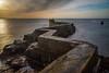 St. Monans breakwater (ola_er) Tags: breakwater seascape stmonans fife scotland