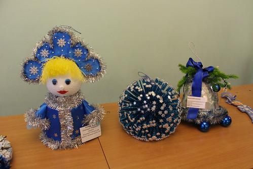 Конкурс новогодних игрушек 15 12 2017