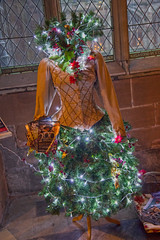 4U5A6430 (bartlett2) Tags: | worcester cathedral christmas trees worcestershire