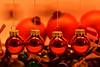 Merry Christmas Macro (Zahidur Rahman (Thanks for the Favs, comments and ) Tags: outoffocus christmas bokeh tiny macro red blur balls vivid greetings details green blue colors thread hanging merrychristmas nikond810 nikon105mm night light indoor tripod movement