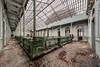 Lycee V. - Urbex (Jan Hoogendoorn) Tags: belgie belgium urbex urbanexploring abandoned decayed vervallen verlaten school lyceum