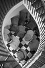 The Chair (4oClock) Tags: orkney nikon d90 18105 nikkor islands scotland britain uk north archipelago orkneymuseum tankerness chair furniture vernacular tradition classic orkneychair artsandcrafts design chairs museum staircase blackandwhite bw