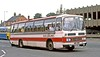 County Travel: AFV280L leaving Loughborough Bus Station (Mega Anorak) Tags: bus coach ford r226 duple loughborough countytravel enterpriseblackpool hbcoaches