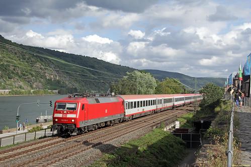 20170819 DB 120 120 + ÖBB-rijtuigen, Oberwesel