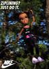 DNTM | Week 11 | Nike Ad | Slé (option 1) (PancakeBoss) Tags: bratz sle doll sweetheart sasha dntm mga