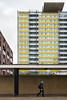 Great Arthur House (cybertect) Tags: carlzeissplanart50mmf17 chamberlinpowellandbon cityoflondon ec1 goldenlane goldenlaneestate greatarthurhouse london londonec1 modernism sonya7 architecture building socialhousing