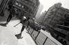 (David Davidoff) Tags: people street shadow life cityscene urbanprospects oldbuilding backlight