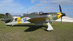 "Hawker Hurricane Mk.XII B 1 • <a style=""font-size:0.8em;"" href=""http://www.flickr.com/photos/81723459@N04/27795313439/"" target=""_blank"">View on Flickr</a>"