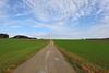 The long way (Xtraphoto) Tags: himmel sky landschaft landscape fields field felder feld feldweg weg way