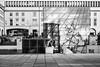(fernando_gm) Tags: monochrome man monocromatico monocromo mujer museum museo blackandwhite bw blancoynegro architecture arquitectura street callejera calle city ciudad bruselas brussels gente geometry geometría people person persona human humano travel trip traveling travelling turismo tourism turism fujifilm fuji 35mm f14