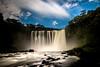 Salto de Eyipantla (Víctor Argaez) Tags: agua cascada nubes tiempo barrido densidadneutra filtro río veracruz méxico canon7d