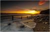 Sunrise (Steven Peachey) Tags: seascape beach sunrise stevenpeachey seaham ef1740mmf4l canon5dmarkiv canon manfrotto lee09gnd uk northeastengland explored explore