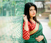 || ARPA || (rifat_shishir) Tags: beautiful girl sharee red green innocent nikon natural light