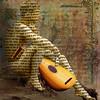 Man with lute (jaci XIII) Tags: pessoa homem texto música alaúde person man text music lute