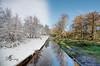 sutton park bridge difference (Beale.UK) Tags: suttonpark suttoncoldfield nikon d7000
