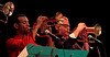 Nicolas Sanchez (tp) et ..., Jazz Station Big Band, Centre culturel d'Ans-Alleur, vendredi 03/11/2017. (claude lina) Tags: claudelina belgium belgique belgïe musique musicien concert ans alleur centrecultureldalleur jazz bigband jazzstationbigband nicolassanchez trumpet trompettre bugle